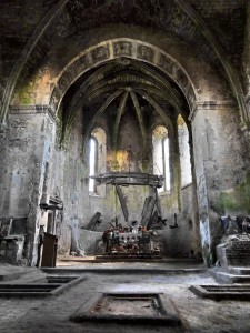 Inside Buszcze